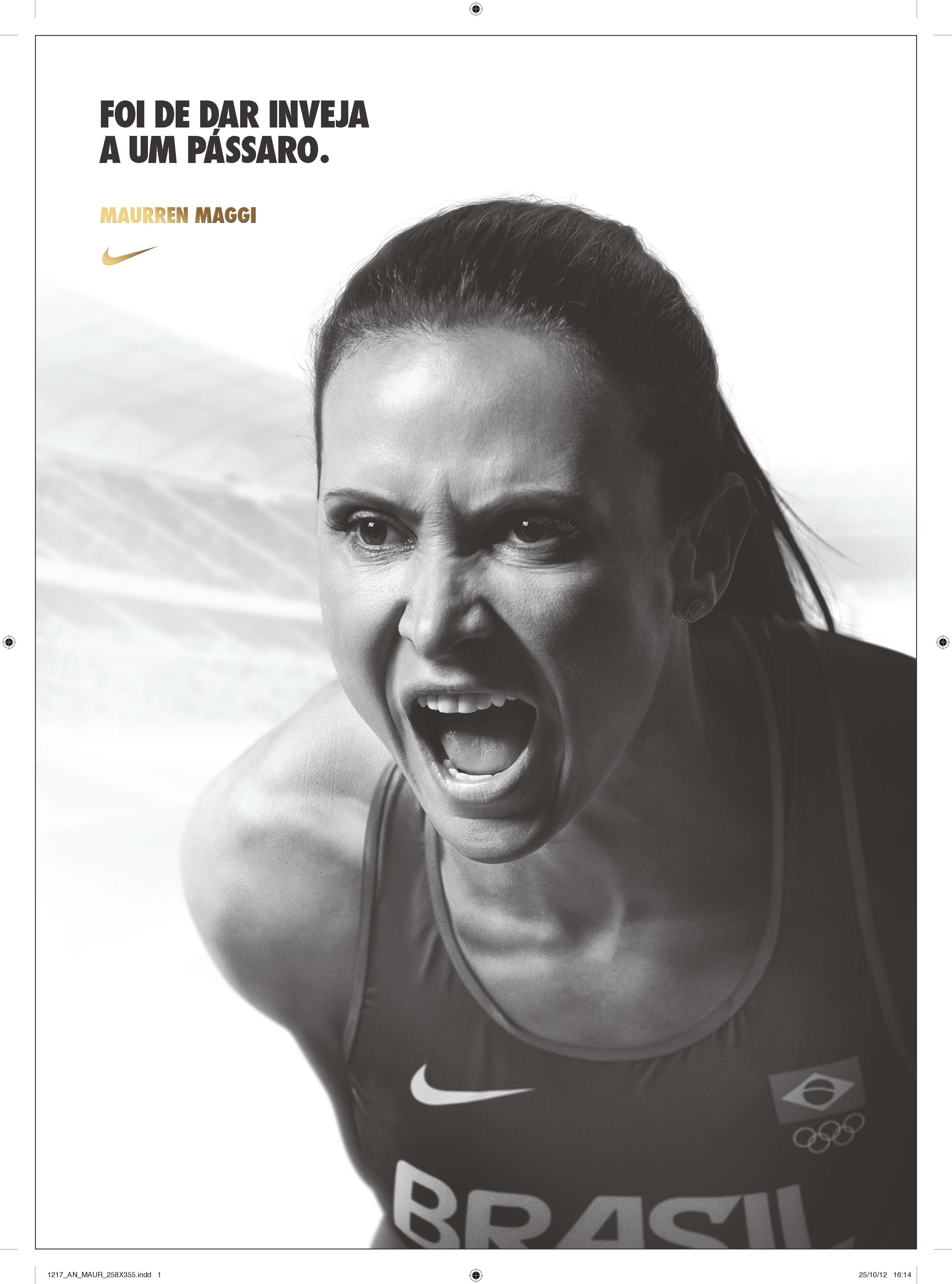 Nike - Maurren